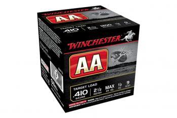 散弾実包 Winchester 410番 9号 AA41