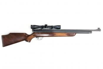 中古 空気銃 sharp ace 4.5mm