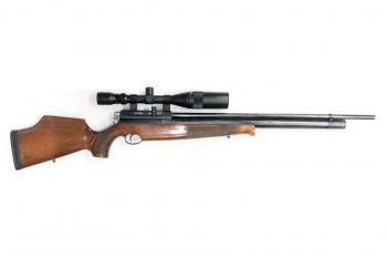 中古 空気銃 AIR ARMS HP S410 4.5mm