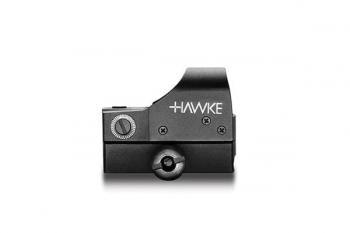 HAWKE ホーク リフレックスドット 5MOA ウィーバーマウント対応