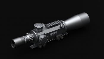 ライフルスコープ March GENESIS 6x-60x56mm D60V56GFML Tactical Model MIL Type