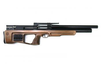 中古 未使用品 空気銃 KALIBRGUN クリケット レギュレータ付 6.35mm