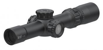 ライフルスコープ March-F 1x-8x24mm D8V24FIML Tactical Model with Illumination Module 0.1 MIL Type