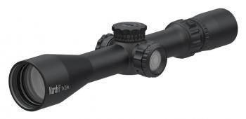 ライフルスコープ March-F 3x-24x42mm D24V42FIMA Tactical Model with Illumination Module 1/4 MOA Type
