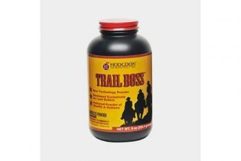 無煙火薬 ホジドン Trail boss
