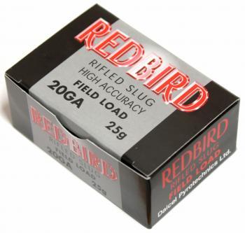 REDBIRD レッドバード フィールドスラッグ 20GA 25g