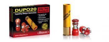 散弾実包 デュプレックス デュポDUPO20 20番 3インチ 非鉛 20発