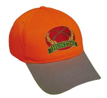 蛍光実猟帽子 タイプ4 H-5260