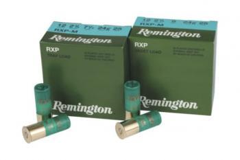 散弾実包 Remington RXP-M 12番 24g 25発入 7.5号~