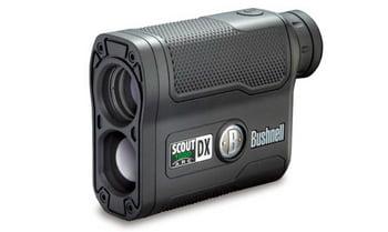 レンジファインダー Bushnell SCOUT DX 1000