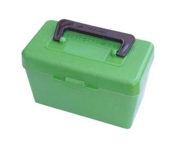 MTM カートリッジボックス 300WIN Mag用 H50-R-MAG-10 グリーン