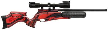 新銃 空気銃 Daystate Redwolf(デイステート レッドウルフ) 限定版 Serie Rosso