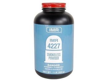 無煙火薬 IMR 4227