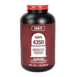 無煙火薬 IMR 4350