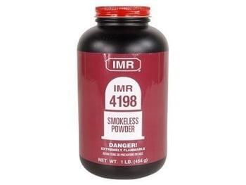 無煙火薬 IMR 4198