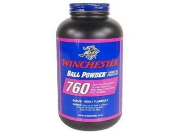無煙火薬 Winchester 760