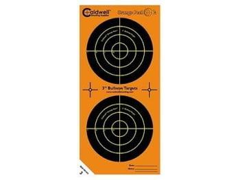 Caldwell ターゲット オレンジ 3インチ 20枚