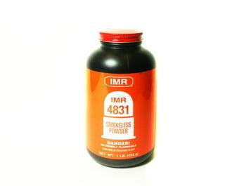 無煙火薬 IMR 4831
