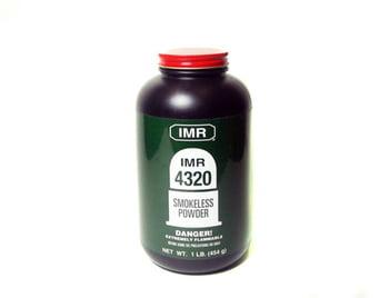 無煙火薬 IMR 4320